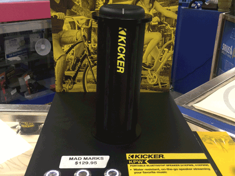 kicker-water-resistant-sales-photo